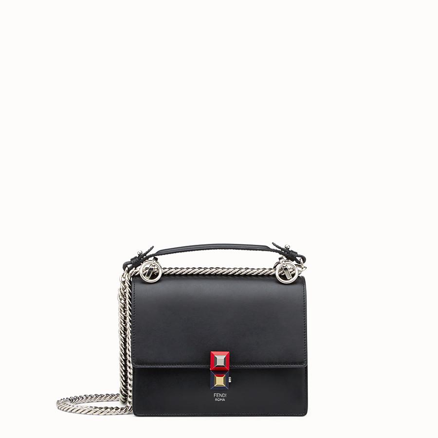 92bdb302b1e0 Lyst Fendi Fendista Mini Crossbody Bag In Black. Leather Bags Luxury For  Women Fendi