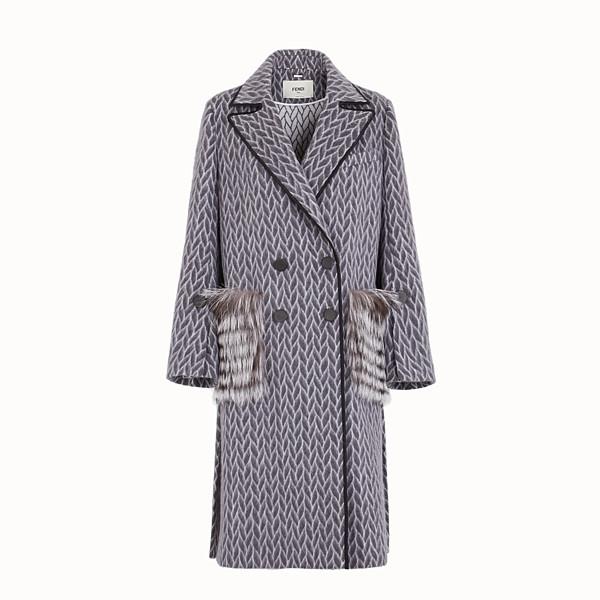 c2b6306533 Women's Designer Coats & Jackets | Fendi
