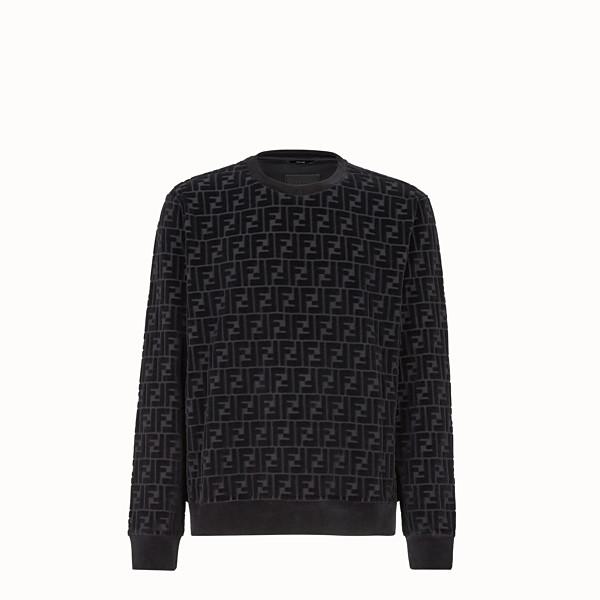 FENDI セーター - シェニール フェンディスウェットシャツ ジャクソン・ワン - view 1 small thumbnail