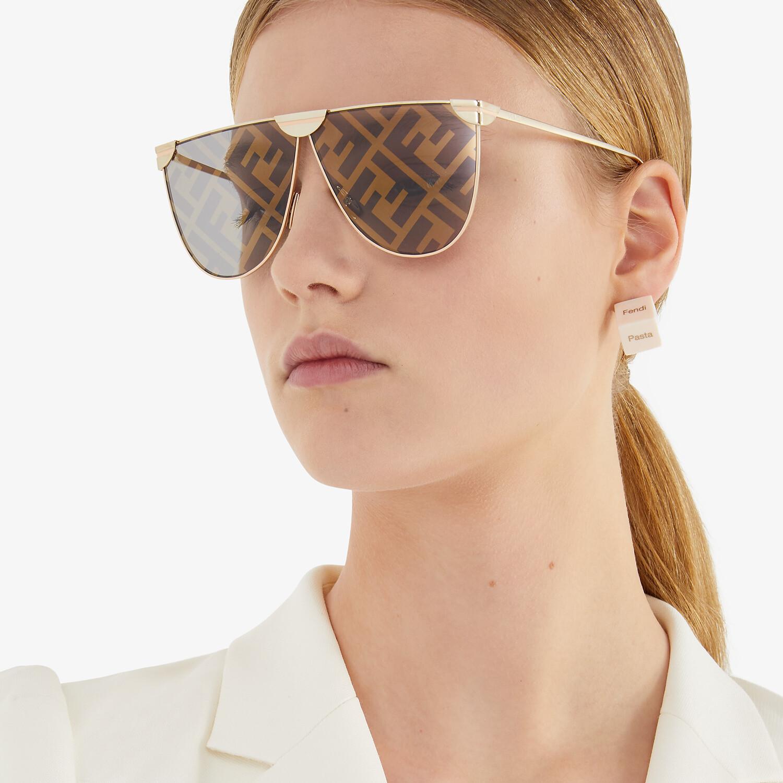 FENDI FENDI SHADES - Occhiali da sole Sfilata - vista 3 dettaglio