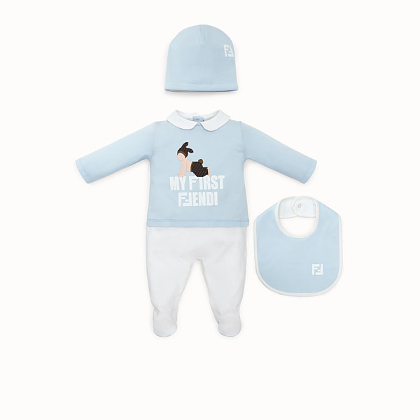 FENDI BABY KIT - Printed jersey Baby Kit - view 1 small thumbnail