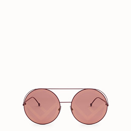 fcfbaeafc0ce Blue sunglasses - RUN AWAY
