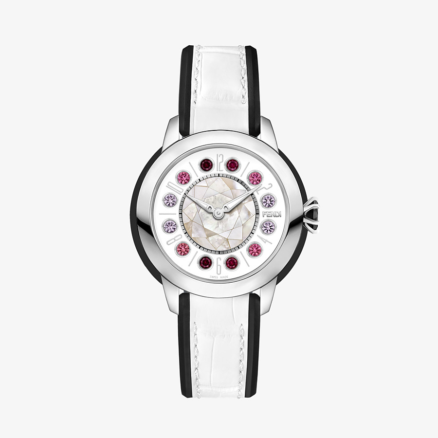 FENDI FENDI ISHINE - 33 mm - Watch with rotating precious stones - view 1 detail