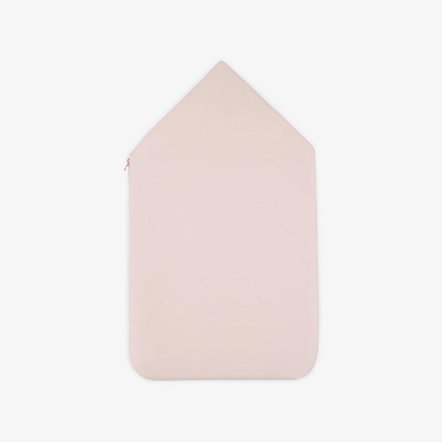 FENDI SLEEPING BAG - Pink cotton sleeping bag - view 2 detail