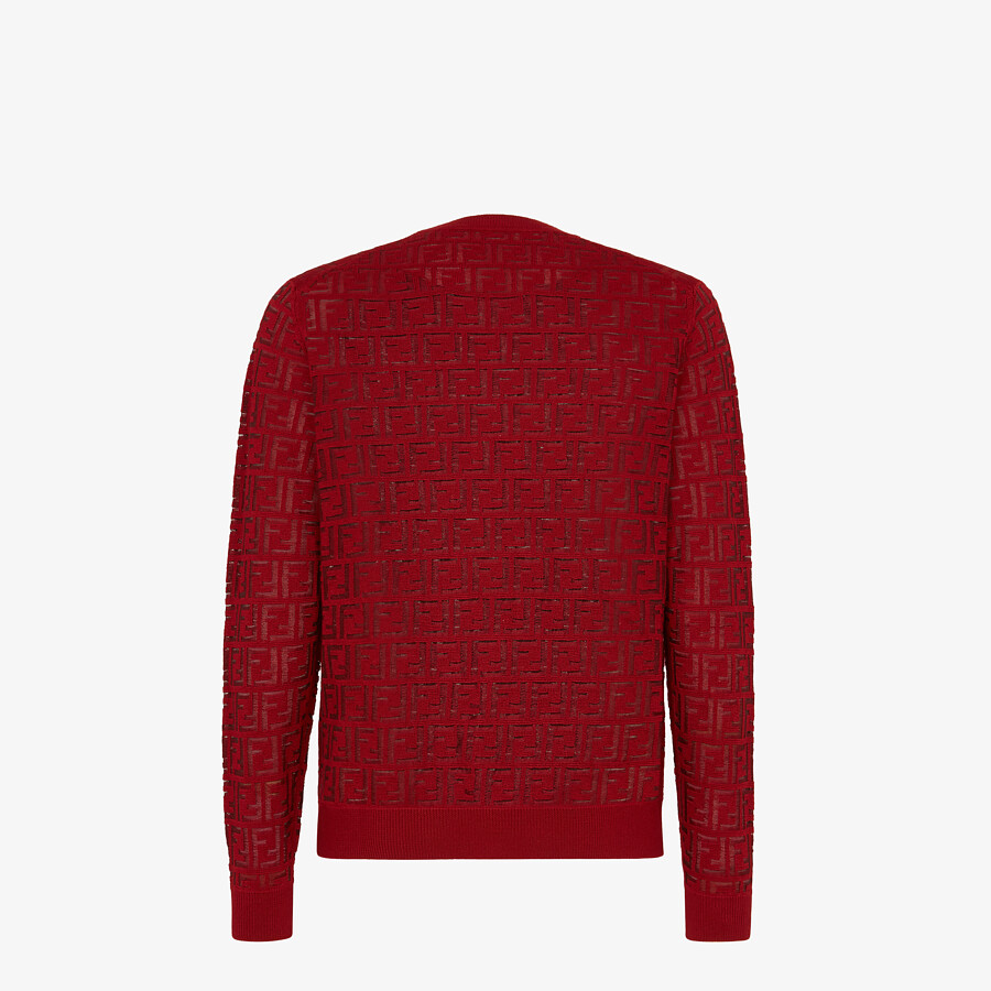 FENDI SWEATER - Sweater from the Lunar New Year Limited Capsule Collection - view 2 detail