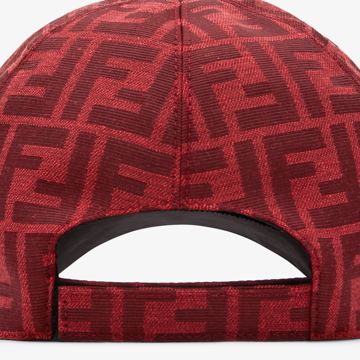 FENDI BASEBALL CAP - Baseball cap from the Lunar New Year Limited Capsule Collection - view 2 detail