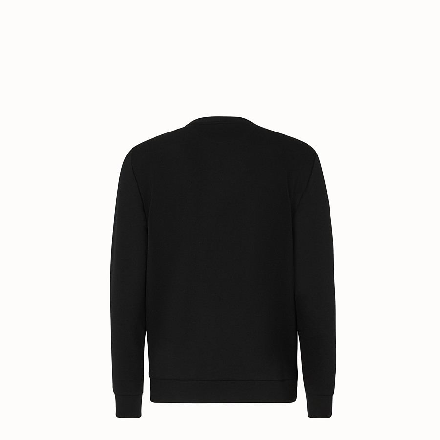 FENDI SWEATSHIRT - Fendi Roma Amor jersey jumper - view 2 detail