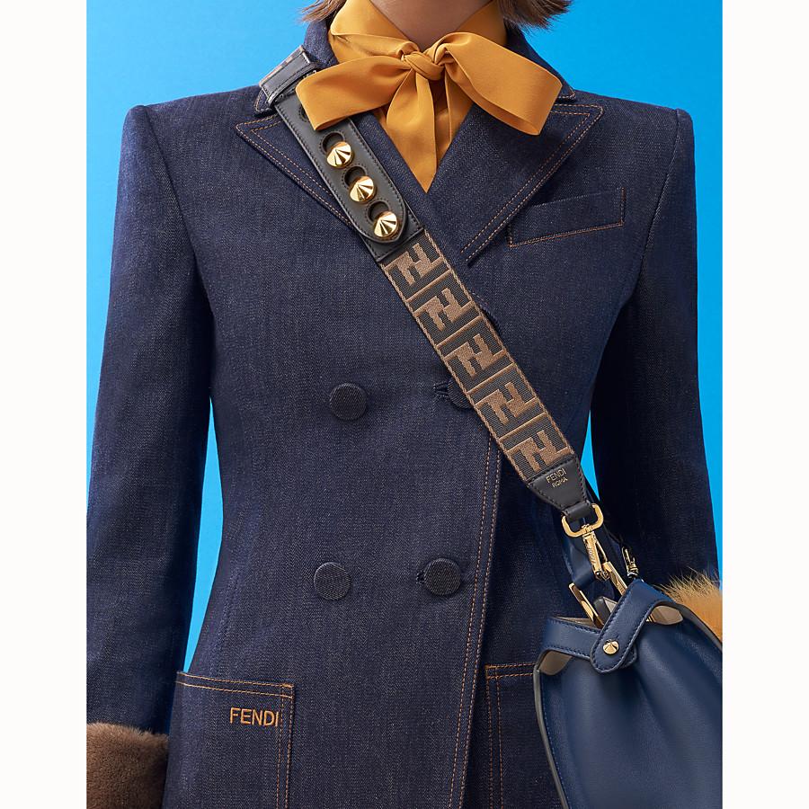 FENDI STRAP YOU - Fabric shoulder strap - view 2 detail