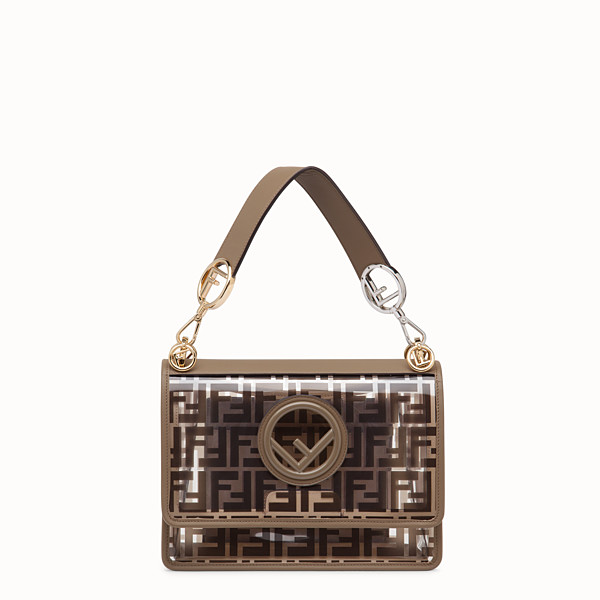 FENDI KAN I F - Borsa in PU - vista 1 thumbnail piccola