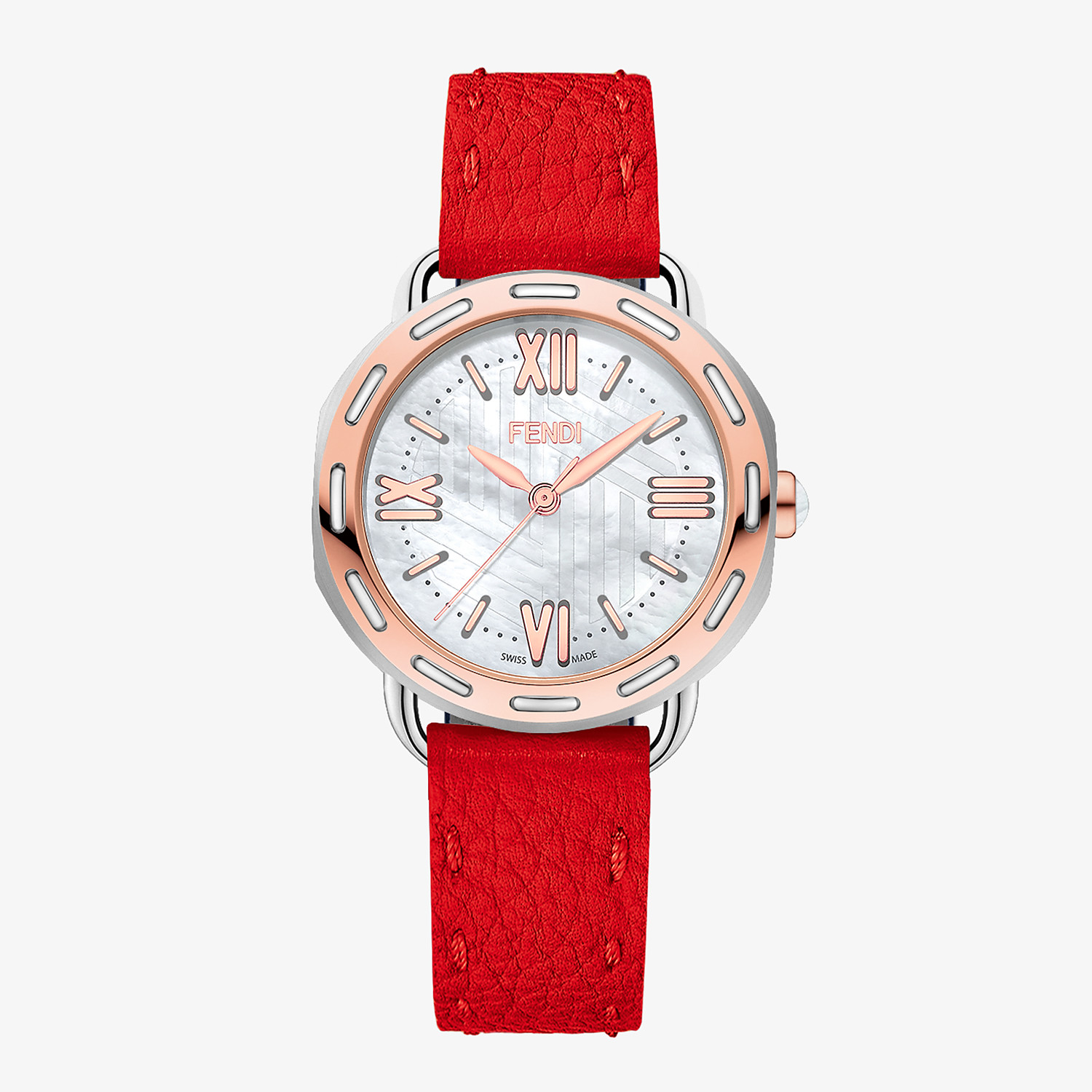 FENDI SELLERIA - 36 mm - Watch with interchangeable strap - view 1 detail