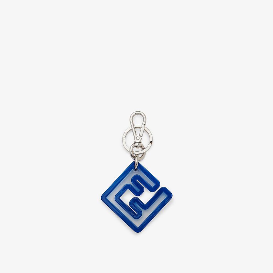 FENDI CHARM - Blue plexiglass charm - view 1 detail