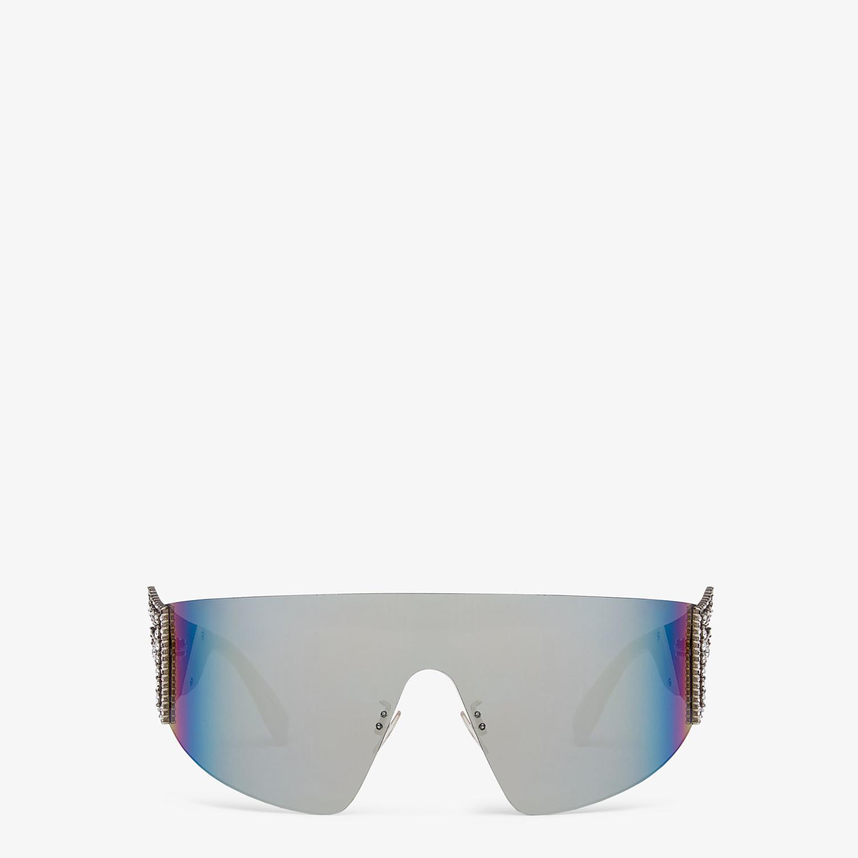 FENDI FREEDOM - Occhiali da sole grigi - vista 1 dettaglio