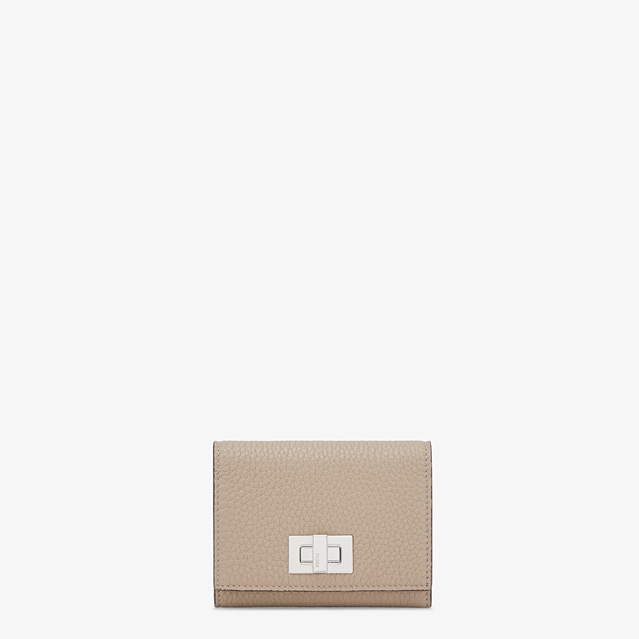 FENDI BUSINESS CARD HOLDER - Leather business card holder - view 1 detail