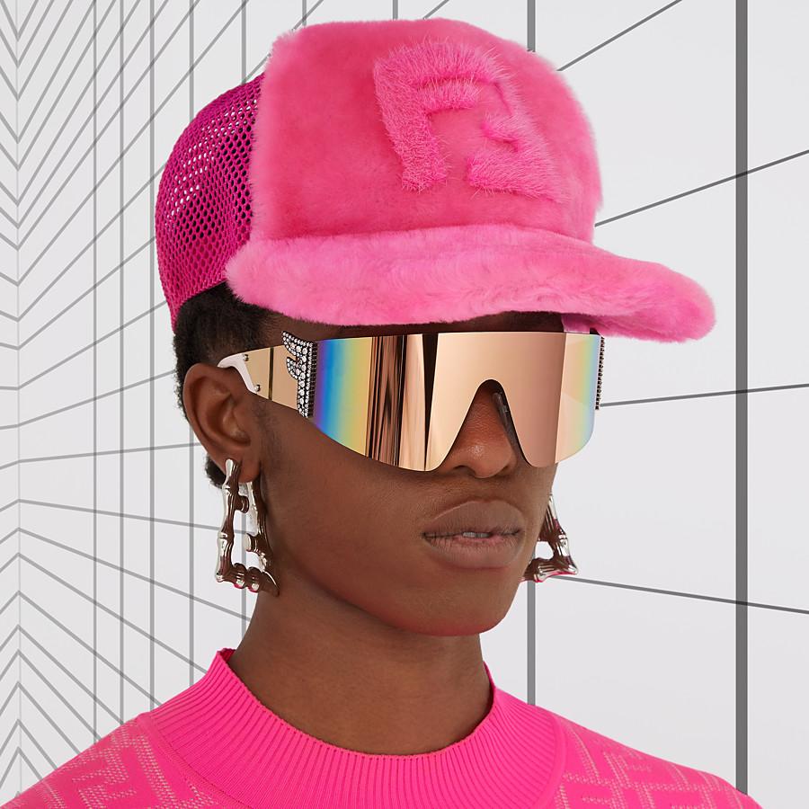 FENDI FFREEDOM - Fendi Prints On sunglasses - view 4 detail