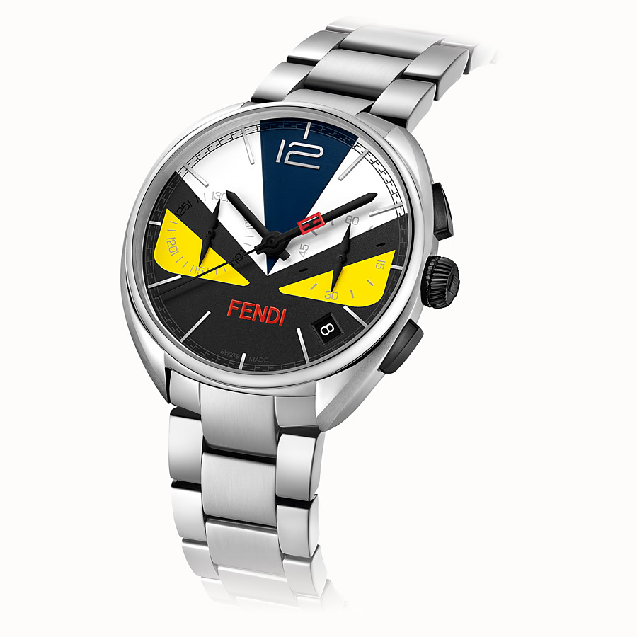 FENDI MOMENTO FENDI BUGS - Chronograph watch with bracelet - view 2 detail