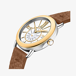 FENDI SELLERIA - 36 mm - Watch with interchangeable strap - view 3 thumbnail