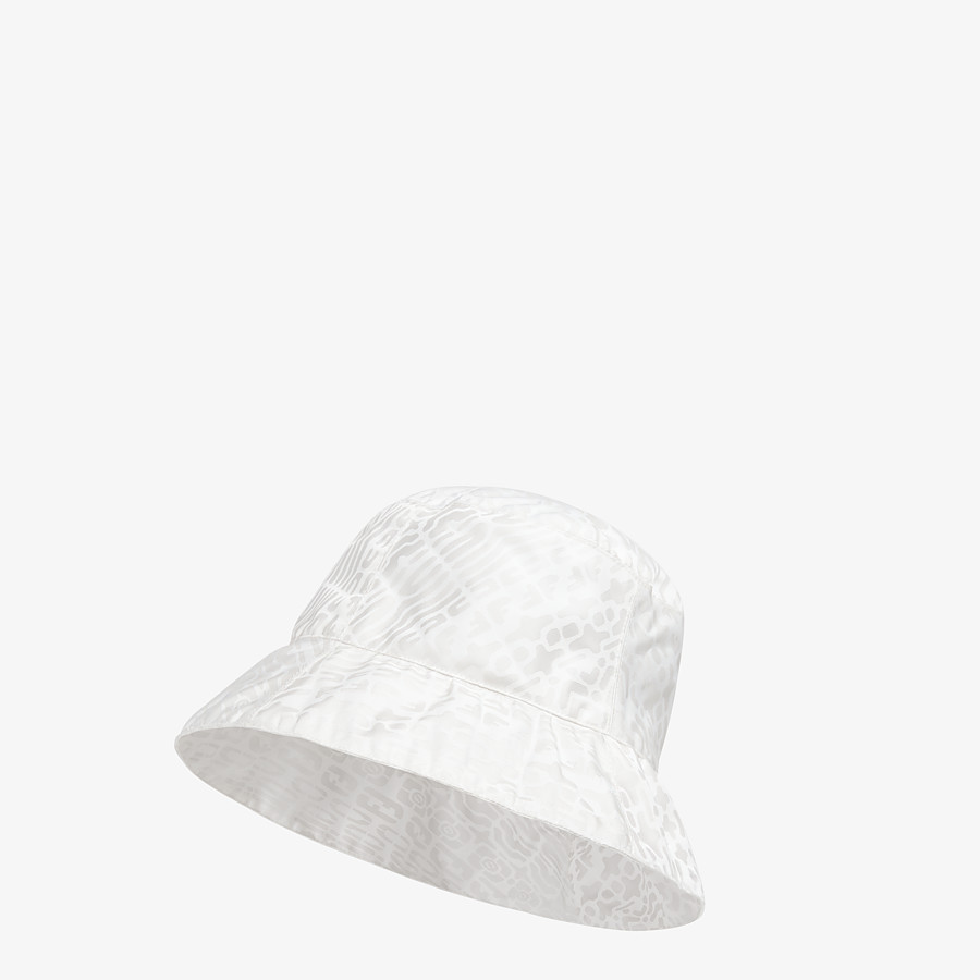 FENDI HAT - Fendi X Anrealage tech fabric bucket hat - view 1 detail