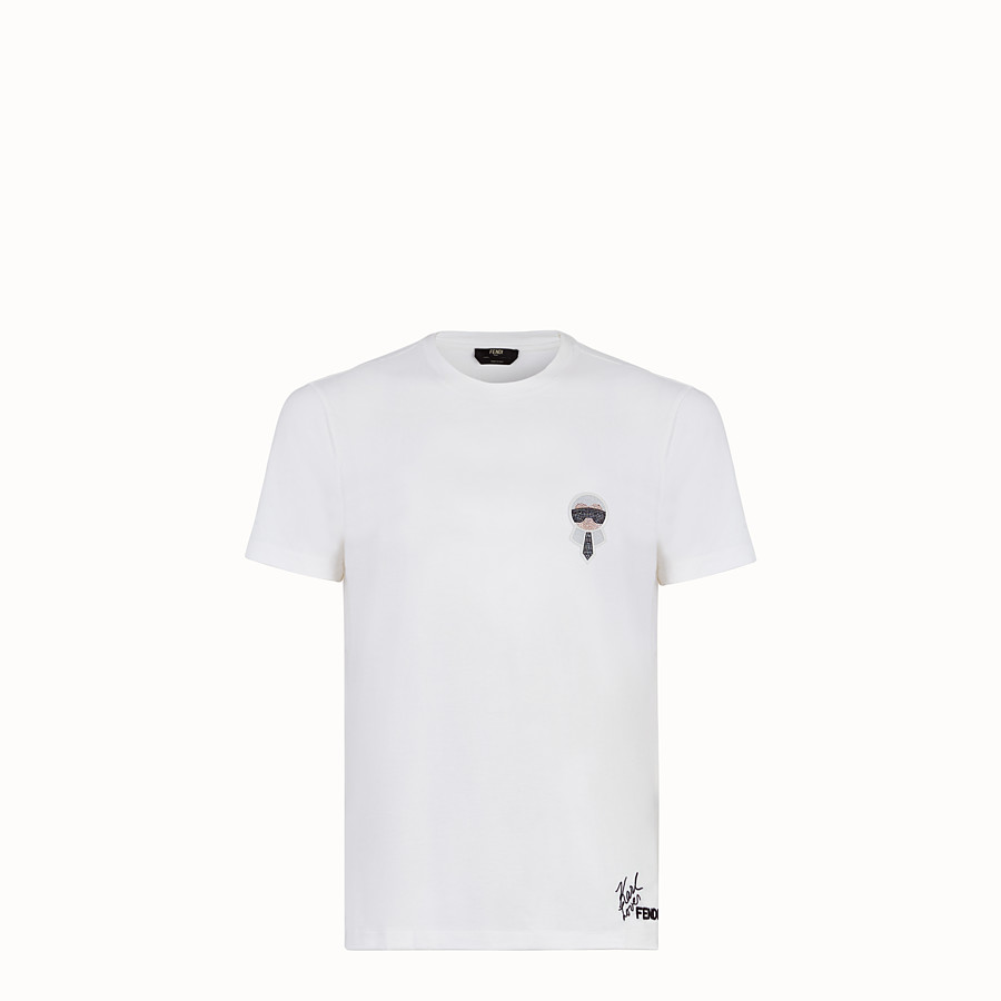 d63f43f6 Men's Designer T-shirts and Polos | Fendi