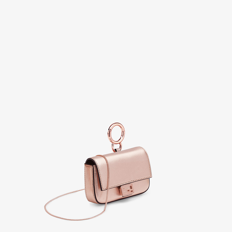FENDI NANO BAGUETTE CHARM - Charm from the Chinese New Year Limited Capsule Collection - view 2 detail