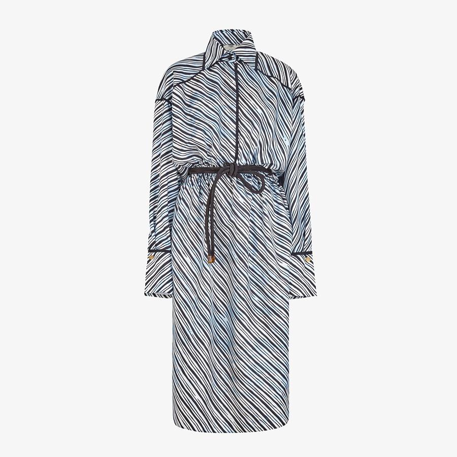FENDI DRESS - Fendi Roma Joshua Vides silk dress - view 1 detail