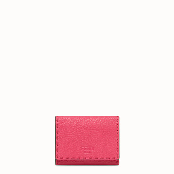 FENDI CARD HOLDER - Fendi Roma Amor business card holder - view 1 small thumbnail