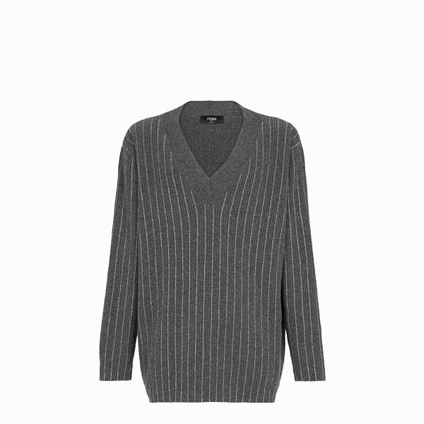 1cdb5d2a3d57e1 Pullover e Maglioni da Uomo in Cashmere e Lana | Fendi