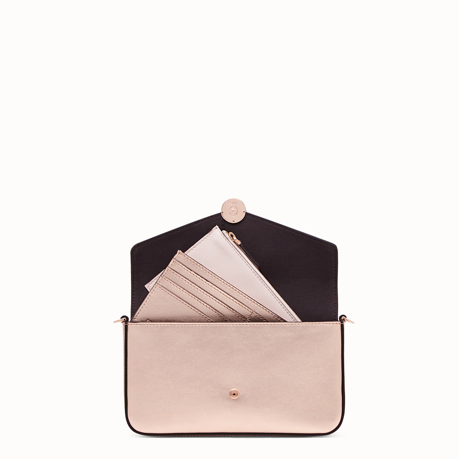 FENDI WALLET ON CHAIN WITH POUCHES - Minibag Chinese New Year Limited Capsule - vista 6 dettaglio