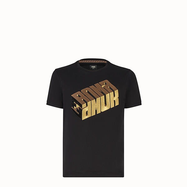 6dece19b6c4a Men's Designer T-shirts and Polos | Fendi
