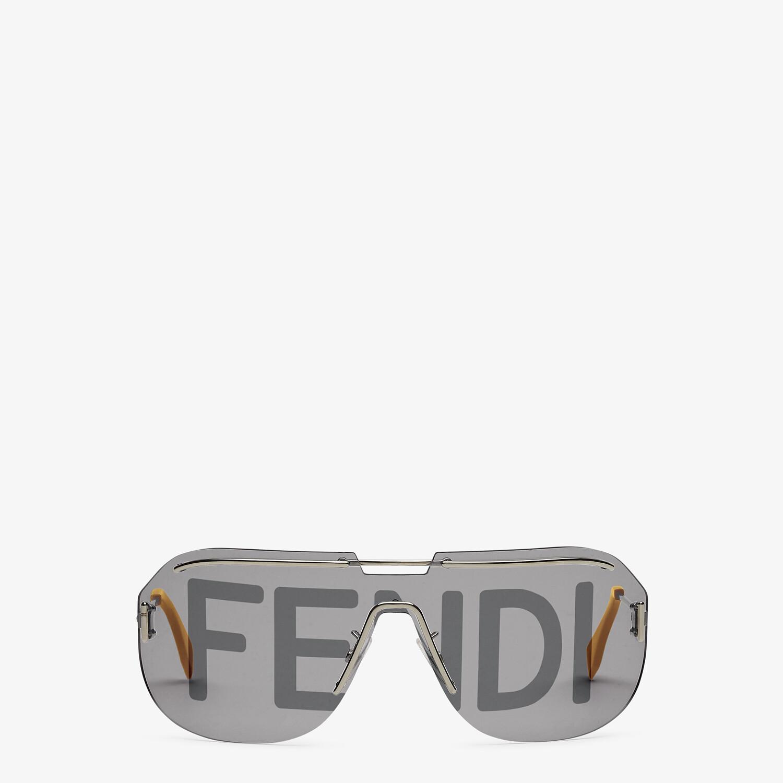 FENDI FENDI CODE - Fashion Show Sunglasses - view 1 detail
