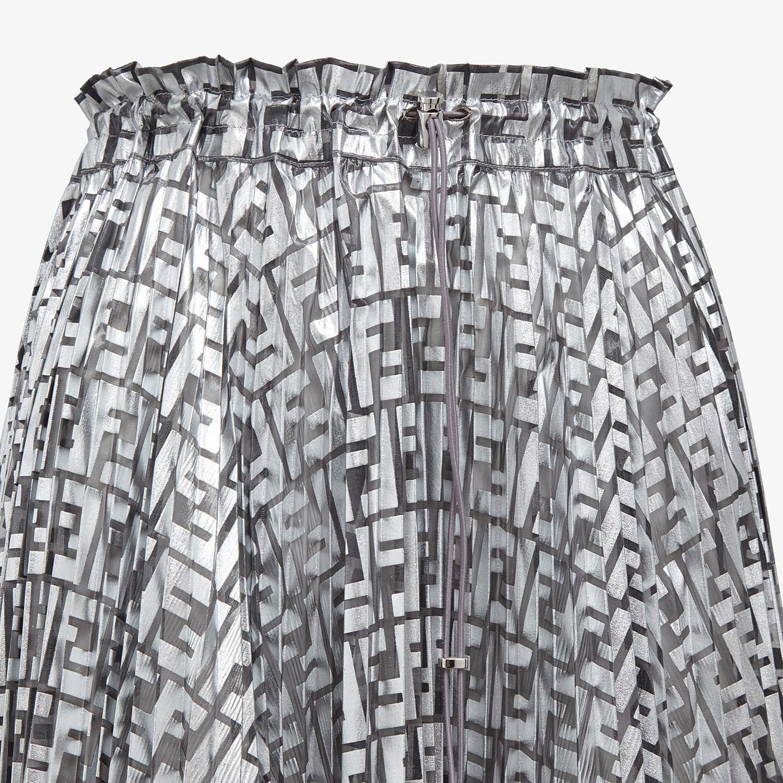 FENDI SKIRT - Fendi Prints On nylon skirt - view 3 detail