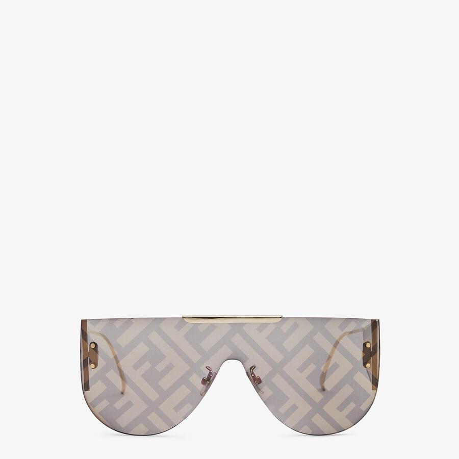 FENDI FABULOUS 2.0 - Gray sunglasses - view 1 detail