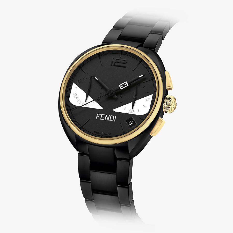FENDI MOMENTO FENDI BUGS - Chronograph watch with bracelet - view 2 detail