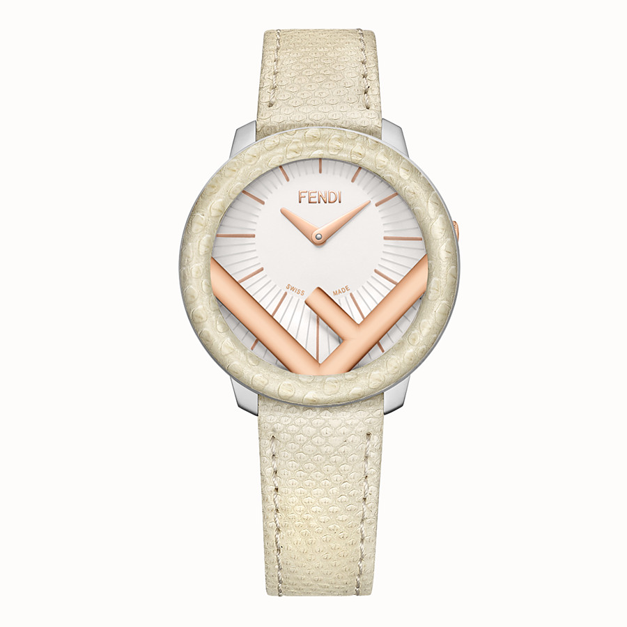 FENDI RUNAWAY - 36 mm - Watch with F is Fendi logo - view 1 detail