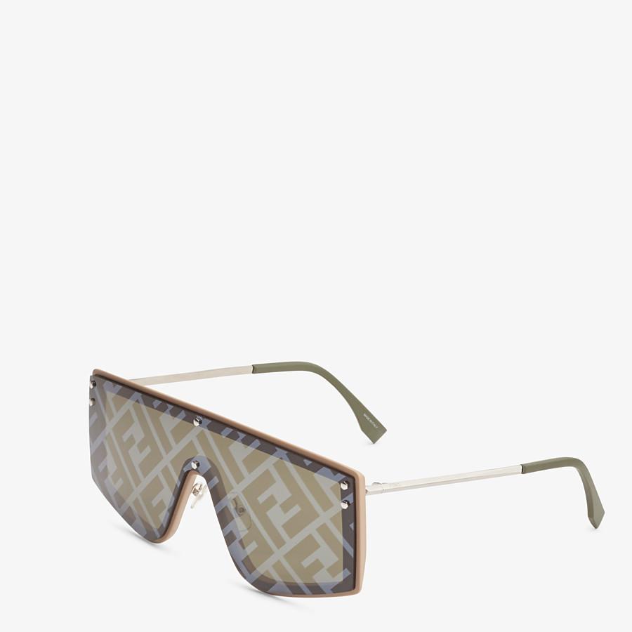 FENDI FENDI FABULOUS - Sonnenbrille in Beige - view 2 detail
