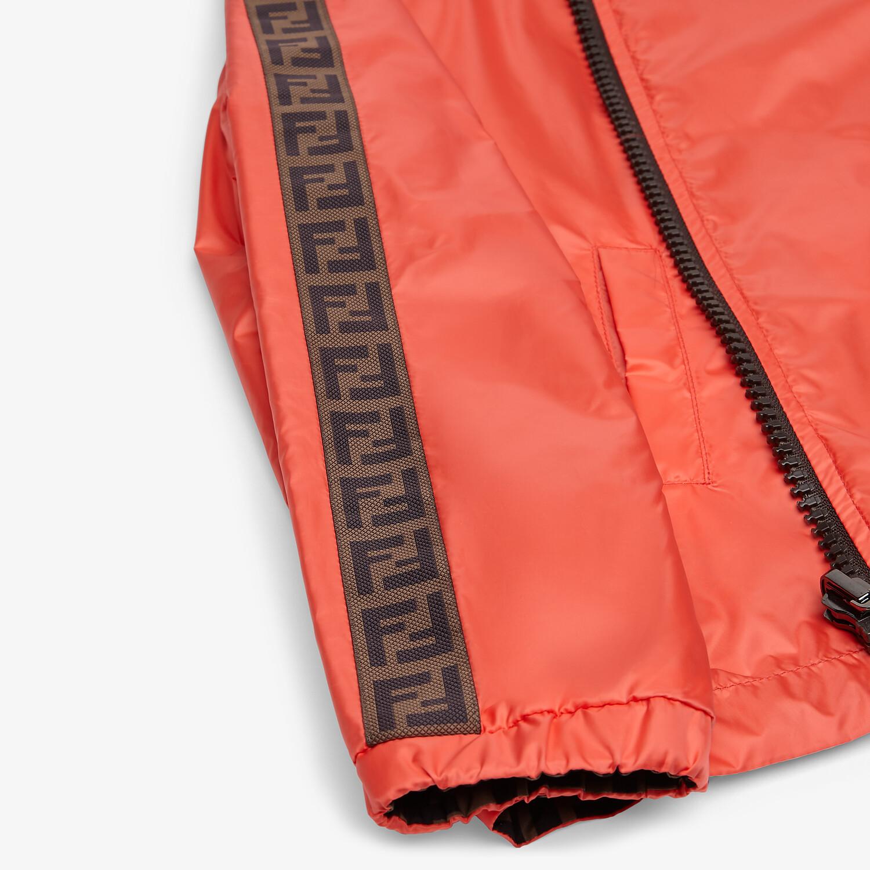 FENDI JACKET - Nylon unisex junior jacket - view 4 detail