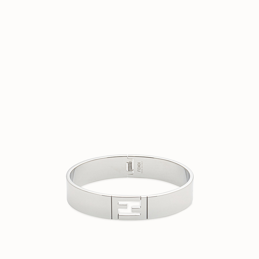 FENDI BRACELET - Silver-coloured bracelet - view 1 detail