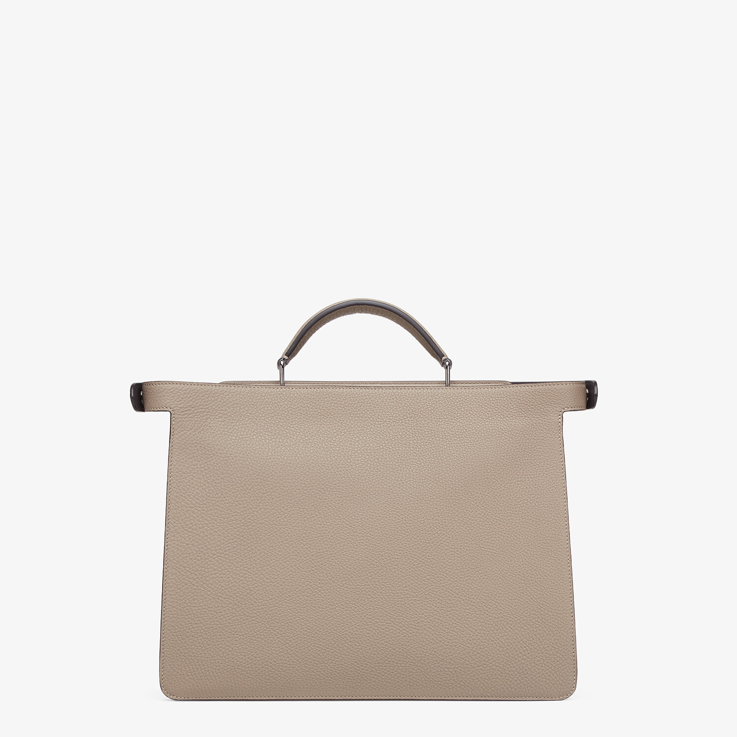 FENDI PEEKABOO ISEEU MEDIUM - Beige leather bag - view 4 detail