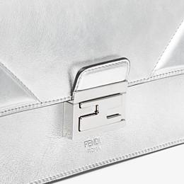 FENDI KAN U SMALL - Fendi Prints On leather minibag - view 5 thumbnail