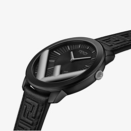 FENDI RUN AWAY - 41 mm - Watch with F is Fendi logo - view 3 thumbnail