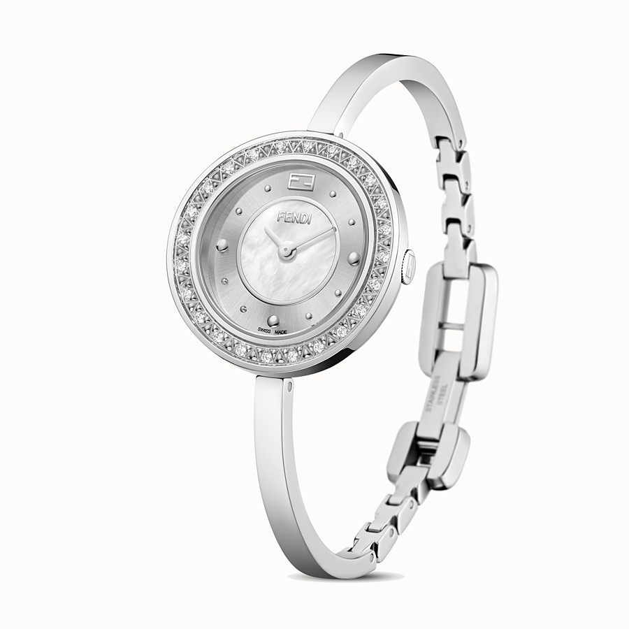 FENDI FENDI MY WAY - 28 mm - Montre avec Glamy en fourrure - view 4 detail