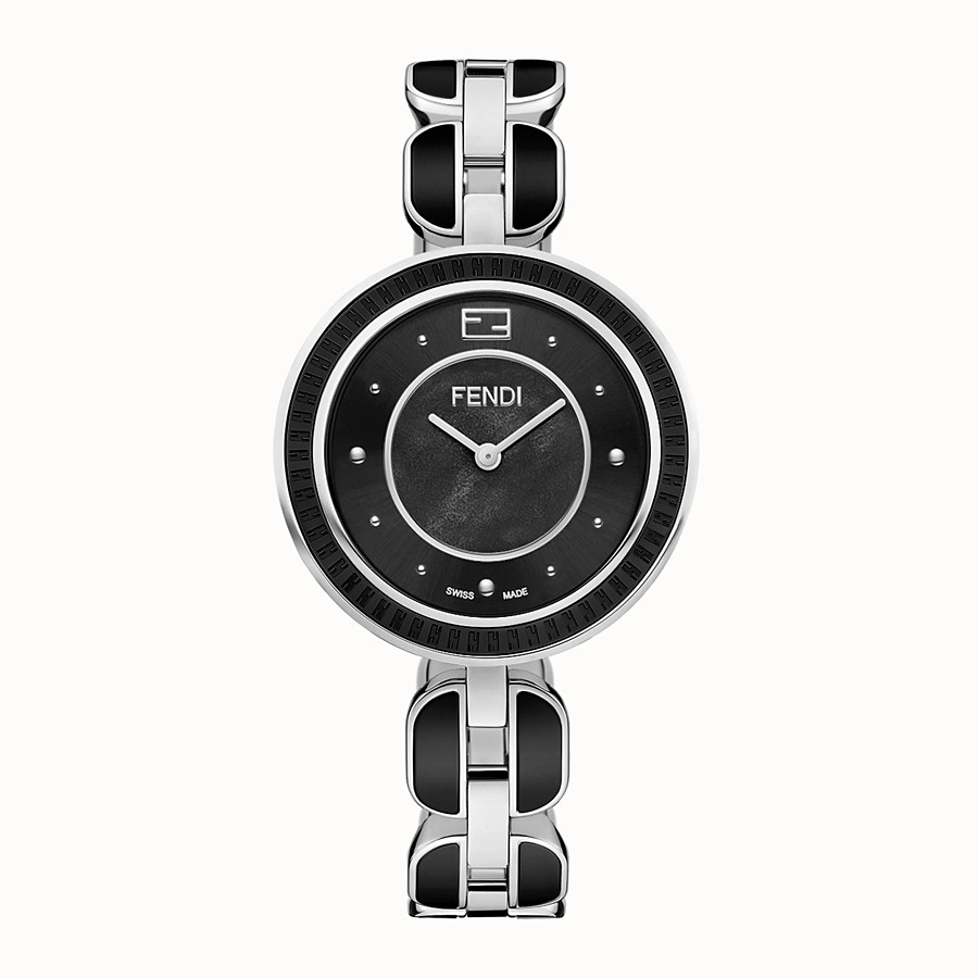FENDI FENDI MY WAY - 36 mm - Reloj con adorno Glamy de piel - view 1 detail