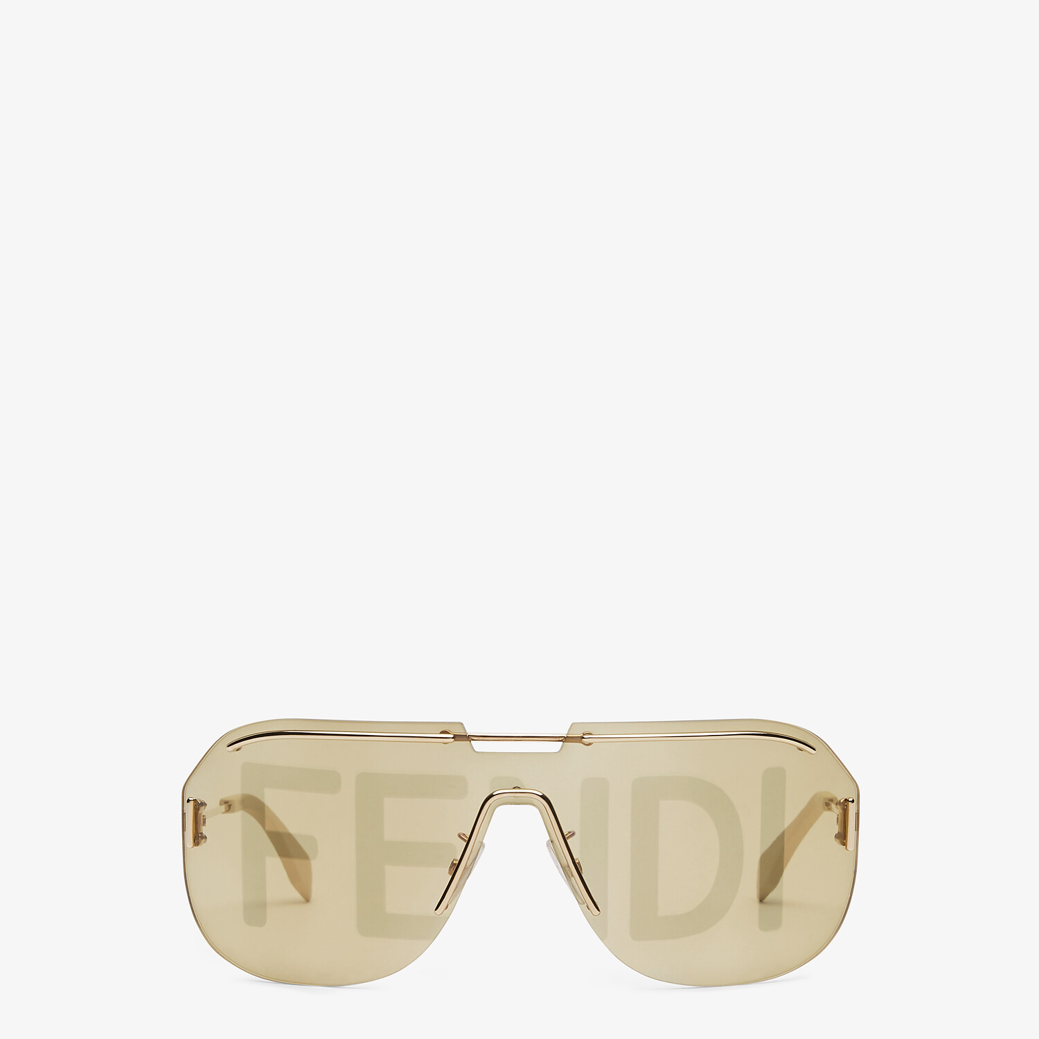 FENDI FENDI CODE - Fashion Show photochromatic sunglasses - view 1 detail