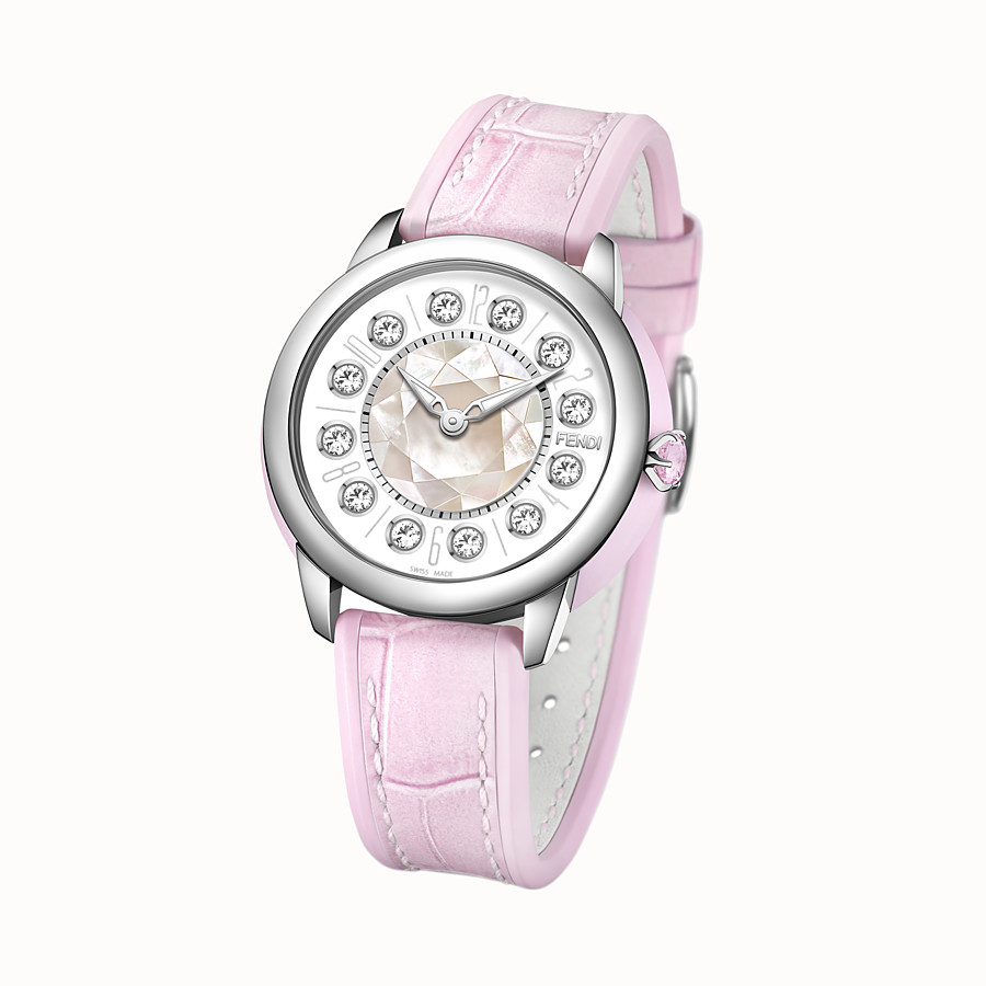 FENDI FENDI ISHINE - 38 MM - Watch with rotating gemstones - view 2 detail