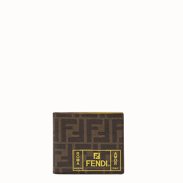 a5b6c49224 Men's Leather Wallets and Small Accessories | Fendi