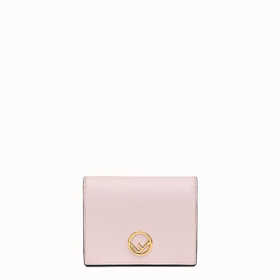 Compact Bi Fendi Compact Wallet Fendi fold qYE0fx