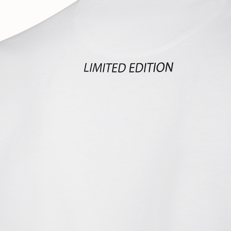FENDI T-SHIRT - Karl Lagerfeld Limited Edition T-shirt  - view 4 detail