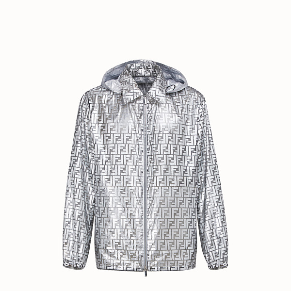FENDI WINDBREAKER - Fendi Prints On nylon jacket - view 1 small thumbnail