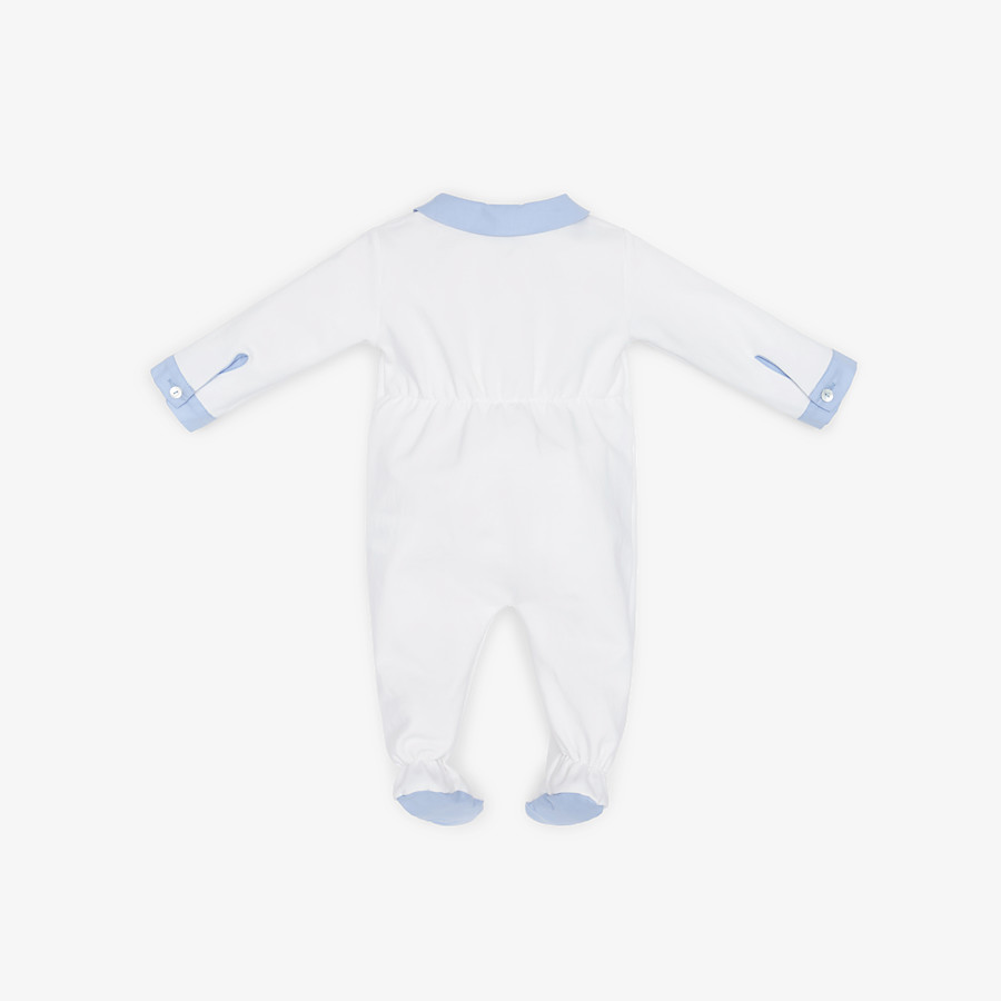 FENDI BABY PLAYSUIT - Printed jersey playsuit - view 2 detail