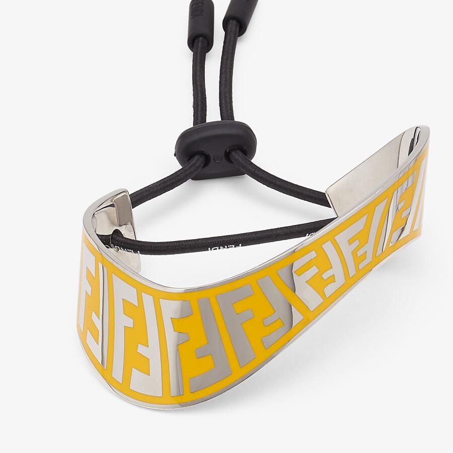 FENDI BRACELET - Yellow bracelet - view 2 detail