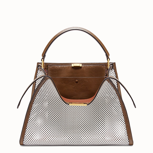 a9af4802a7bbfe Leather Bags - Luxury Bags for Women | Fendi